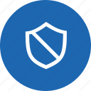 privacy, private, protected, secure, security, shield icon