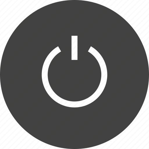 close, power, shut, shutdown, switch icon