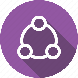 connect, connecting, interface, share, sharing icon