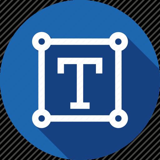 editing, text, tool, transform, transforming, write icon