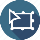 free, interface, select, selection, tool, transform, ui icon
