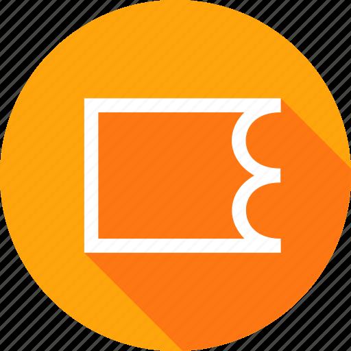 brush, interface, scallop, tool icon