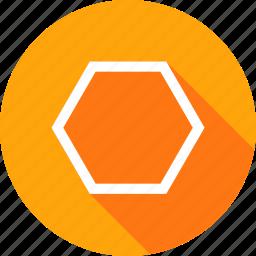 polygon, polygontool, shape, tool icon