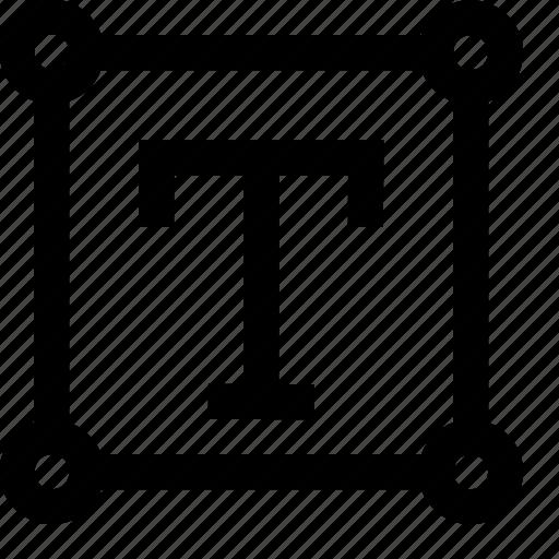 design, editing, text, tool, transform, transforming, write icon