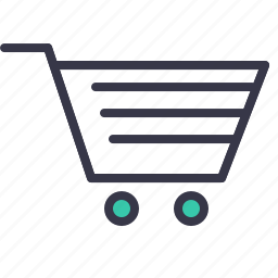 bag, business, cart, ecommerce, market, online, shopping icon