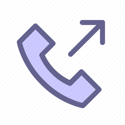 call, interface, out, telephone, web icon icon