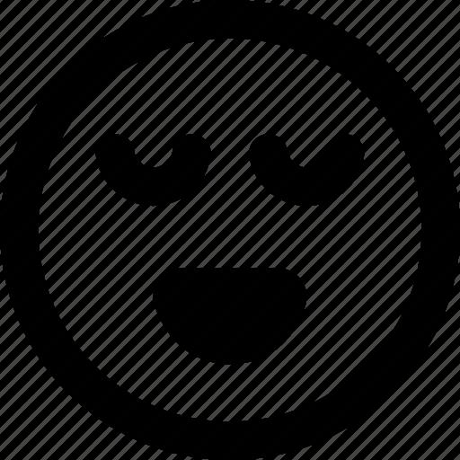 emoji, happiness, happy, happy emoji, smile, smiley icon