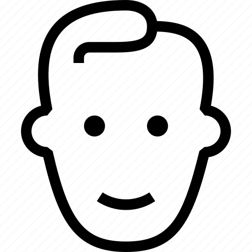 emoji, fun, happy, luck, smile, user icon