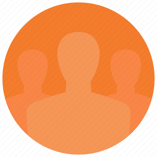 account, avatar, multiple, users icon