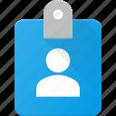 book, id, identity, person, tag icon