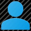 person, sign, simbol, user icon