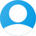 person, simbol, user icon