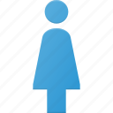 avatar, female, interface, peson, profile, user icon