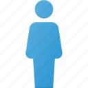 avatar, business, male, marketing, person, profile, user icon