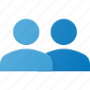 duble, group, network, partner, share, social, users