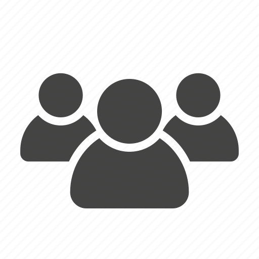 communication, crowd, group, people, team, users icon