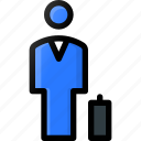 business, person, stand, user, man, case