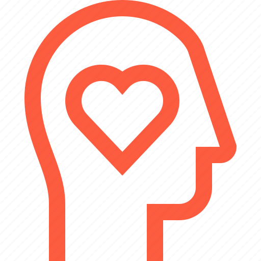 Care, head, health, heart, life, love, user icon - Download on Iconfinder