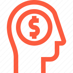 cost, fee, head, money, reward, salary, user icon