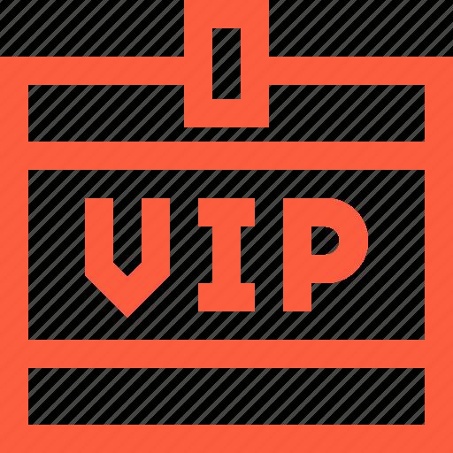 id, important, person, privilege, status, user, vip icon
