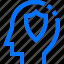 block, careers, guard, head, protect, shield, users