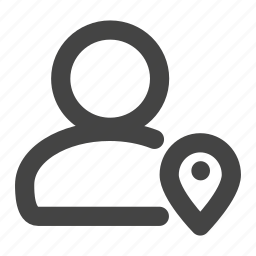 admin, administrator, location, person, profile, user, users icon