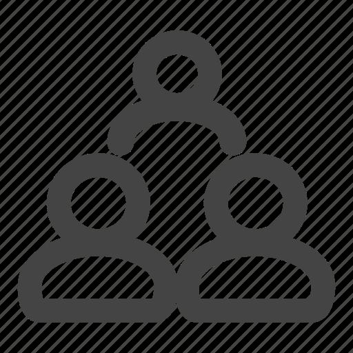 class, communication, community, meeting, network, team, teamwork icon