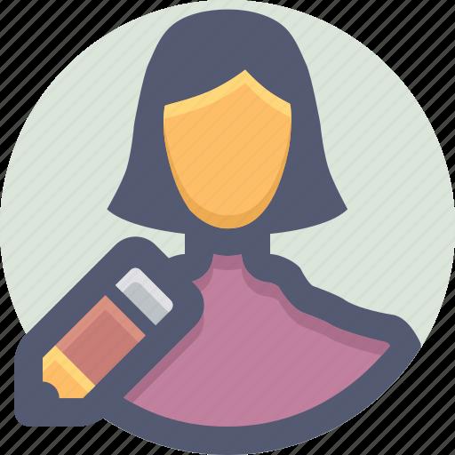 account holder, edit, edit prifile, leave feedback, pencil, profile, user icon