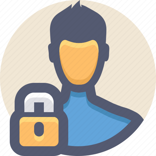Access denied, block, security, user icon - Download on Iconfinder