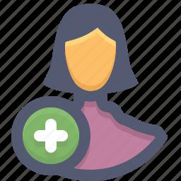 add, add member, add person, add user, invite, join, user icon