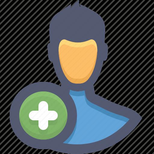 add, add account, add avatar, add members, add user, add userpic, user icon