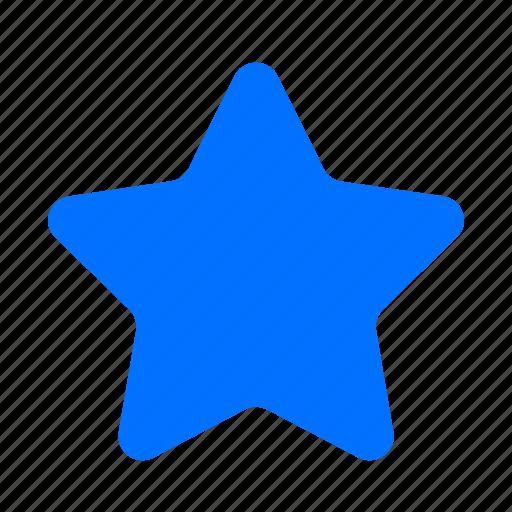 bookmark, favourite, star icon