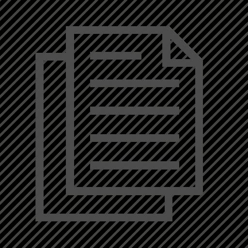 backup, clipboard, clone, copy, document, duplicate, file icon