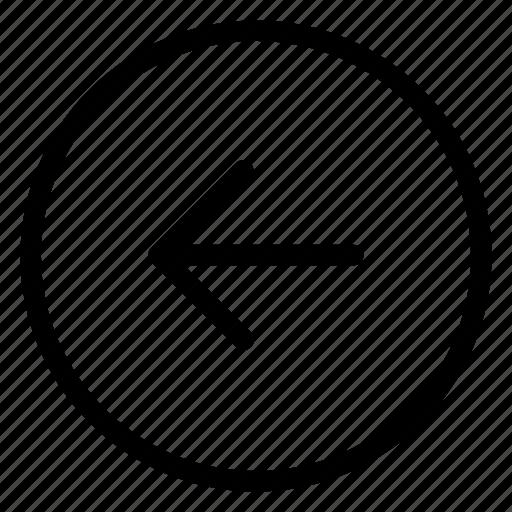arrow, back, forward, left, navigation, next, return icon