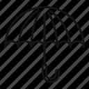 hot, open, parasol, protection, sun, sunshade, umbrella