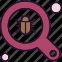 bug, interface, search, ui, ux