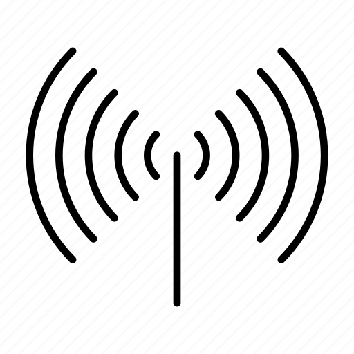 connect, connected, connections, online, signal icon