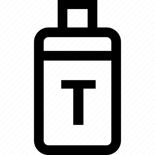 bottle, outdoor, outside, t, tequila, travel, vacation icon