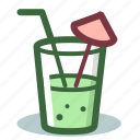 bar, cocktail, drink, party, summer icon