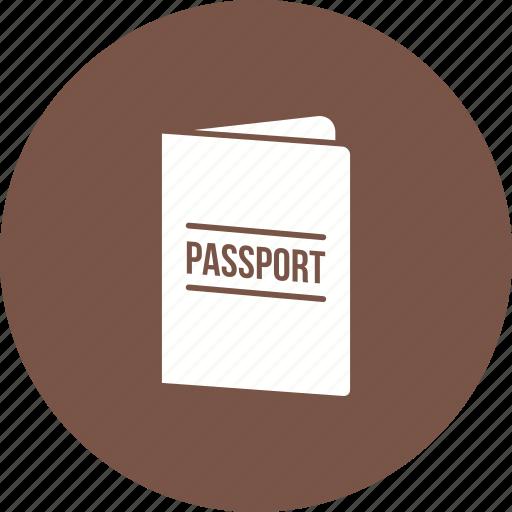 booking, journey, passport, tickets, train tickets, travel icon
