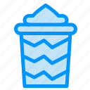beach, bucket, summer, vacation icon