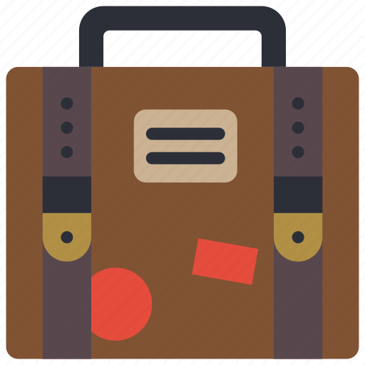 bags, holiday, luggage, suitcase, travel, vacations icon