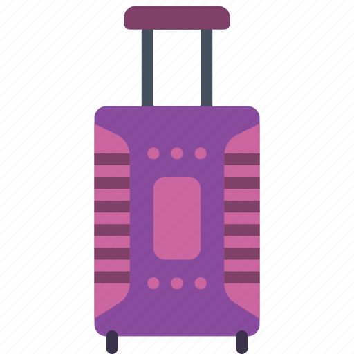 bags, holiday, luggage, suitcase, vacations icon