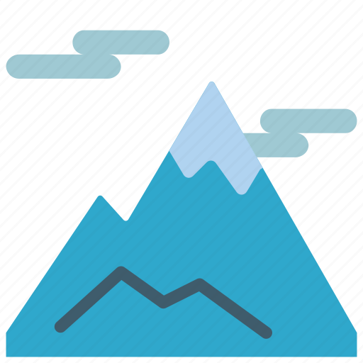 alps, holiday, mountains, vacations icon