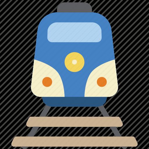 holiday, subway, tour, train, vacations icon
