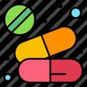 antibiotic, pills, medicine, drug, remedy