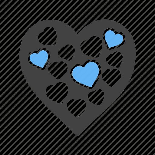 health, hearts, like, love, romance, romantic, valentine icon