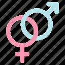 female, gender, male, man, woman