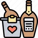 champagne, wine, drink, beverage, celebrate