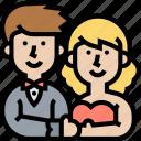 marriage, wedding, ceremony, bride, groom
